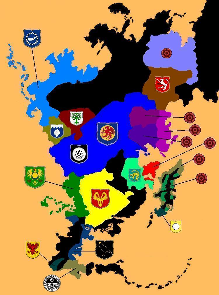 Dsa Karte Bornland.Wer Besitzt Die Freien Flecken Auf Politischen Karten